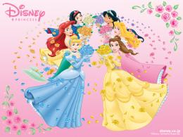 Disney Princess Disney Princesses 1524