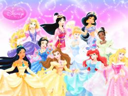 Disney Princess Ten Official Disney Princesses 1613