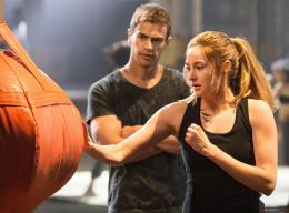 Divergent Movie 2014 Wallpapers 1519
