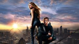 Divergent 2014 Movie HD Background Wallpaper 416