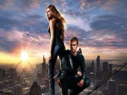 Divergent 2014 Movie HD Background Wallpaper 1959