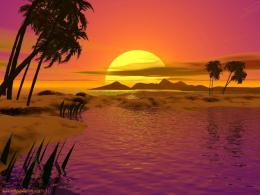 sunset wallpaper for desktop computer 1439