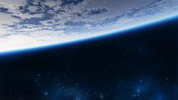 Download Wallpaper Earth view from outer space1920x1080 1191