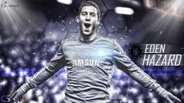 Eden Hazard Wallpaper 1042