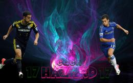 View Eden Hazard Chelsea Wallpaper Action Image in Full Size 1102