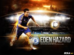 Eden Hazard Wallpaper 1714