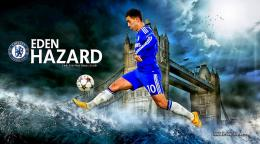 EDEN HAZARD WALLPAPER by jafarjeef 845