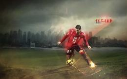 Eden Hazard WallpaperAt this great widescreen wallpaper you can see 1396