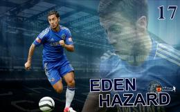 Eden Hazard Wallpaper from his Chelsea period 220