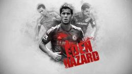 Eden Hazard Wallpaper from his Chelsea period 1928
