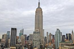 Home Desktop Wallpapers Empire State Building #5721 1405