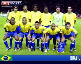 Soccer Brazil National Team 974