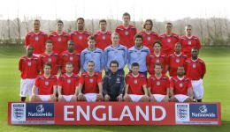 England Football Team for the World Cup qualifiers against Moldova and 1667