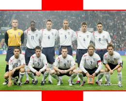 Like English Football Team 1801
