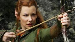 the hobbit evangeline lilly amazing desktop hd wallpaper the hobbit 1458