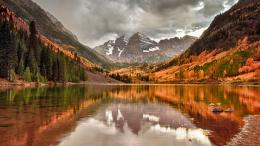 Autumn Mountains HD Wallpapers 124