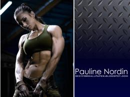 Fitness Pauline Nordin Fitgems Nation Wallpaper with 1024x768 1031