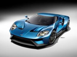 Sports Car 2017 Ford GT wallpaper HD 868