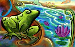 Frog Wallpapers | Desktop Wallpapers 669