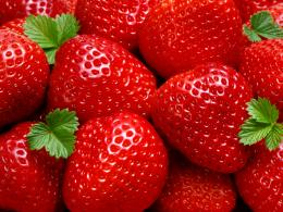 Fresh Strawberries Photography HD Wallpapers 917