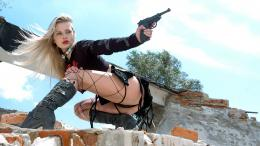 Girls With Guns HD Wallpapers 1302