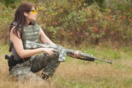 Girls With Guns HD Wallpapers 1642
