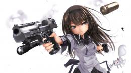 42120 anime girls girl with gun jpg 798