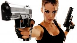 Girls With Guns HD Wallpapers 503
