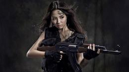 Girls With Guns HD Wallpapers 1705