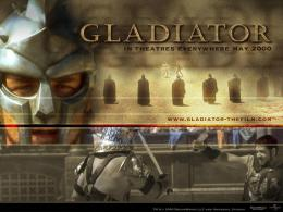 Gladiator Gladiator Wallpaper 1341