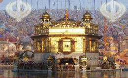 wallpaper golden temple 3d wallpapers categories golden temple 1423
