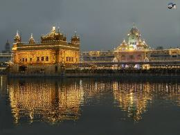 Wallpaper: golden temple lighting hd wallpapers 1668