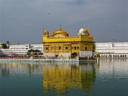 Golden Temple Desktop Full Screen Wallpapers 691