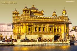 Golden Temple Wallpaper 463