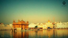 Harmandir Sahib in Amritsar, Punjab, India HD Wallpaper 1920x1080 1108