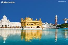 Golden Temple Wallpaper 1063