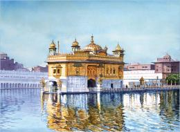 wallpaper golden temple picture hd wallpapers categories golden temple 1405