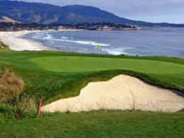 Pebble Beach Golf Course 4028 Hd Wallpapers 1213