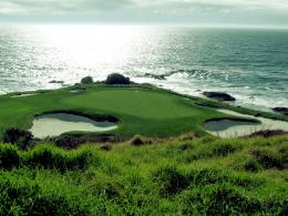 Pebble Beach Golf Course Desktop Wallpaper 659
