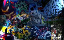 Graffiti Wallpaper 832