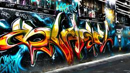 GraffitiTrippyPsychedelicUrbanUrban Art Wallpaper 1551