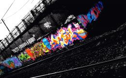 ArtisticGraffitiTekken Wallpaper 803