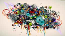 ArtisticGraffiti Wallpaper 1369