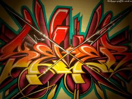 The post below presents you ample amount of graffiti wallpapers which 882