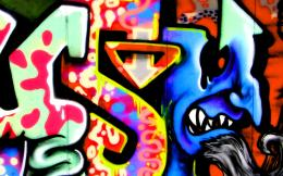 Non nude wallpaper, desk top wallpaper, Graffiti wallpaper 283