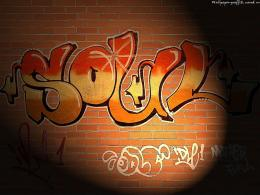 Here we have a great graffiti wallpaper 1150
