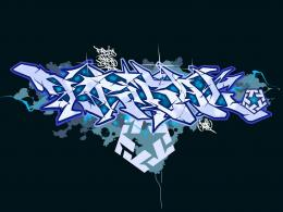 graffiti wallpaper by sek0ne 470