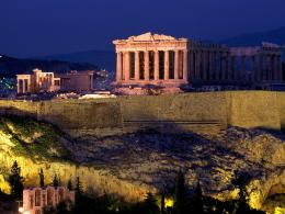 The Acropolis Greece 360