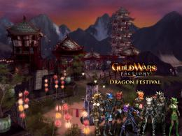FestivalGuild Wars: Factions Wallpaper : Dragon Festival Wallpaper 1264