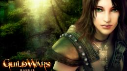 Guild wars wallpapers girls games fantasy ranger wallpaper Fantasy HD 525